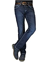 Kleidung & Accessoires Herren Jeanshose Camp David Hell In Farbe