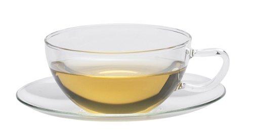 Trendglas Jena Tasse à thé avec soucoupe