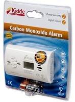 Best Price Square Carbon Monoxide Alarm Digital Display 7DCOC by Kidde