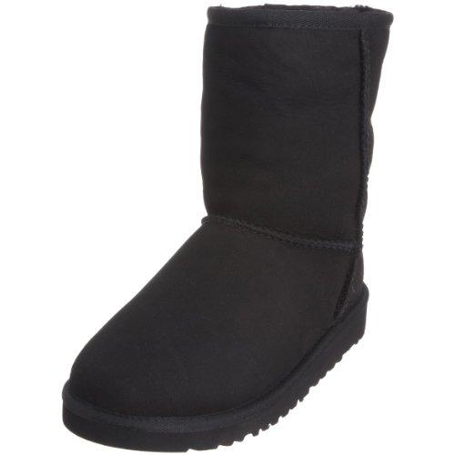 ugg-kids-classic-bottes-mixte-enfant-black-36