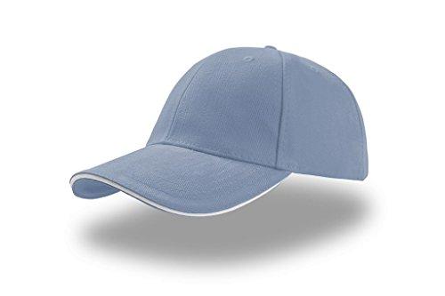 Atlantis liberty sandwich cap Bleu - Bleu clair
