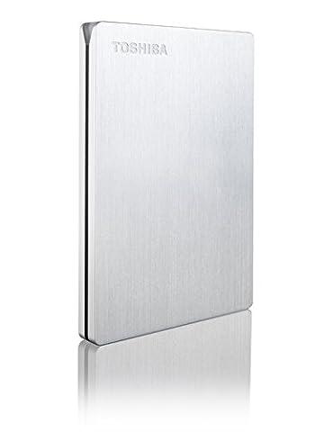 Toshiba Canvio Slim 500 Go Disques portables (6,4 cm (2,5