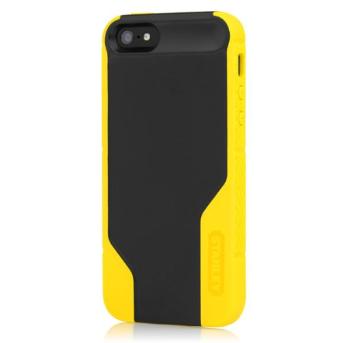 Incipio Stanley Technician Coque hybride STLY-007 pour Apple iPhone 5 (Jaune)