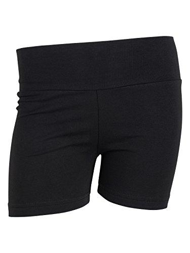 Ritmo LS200 Damen Kinder Shorts schwarz Größe L