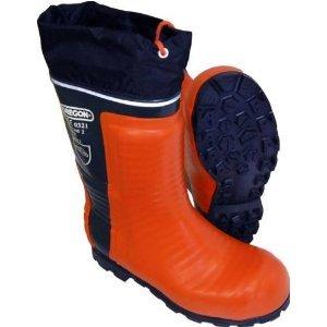 Yukon II Protective Chainsaw Boots Size 43
