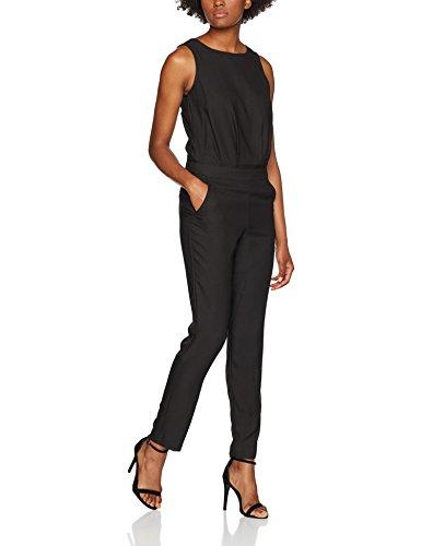 Naf Naf ECHIC D1, Pantalon Femme, Noir, W26 (Taille Fabricant: 36)