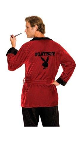 Playboy Kostüme (Rubies 3 889295 xl - Kostüm Playboy Hugh Hefner Größe)