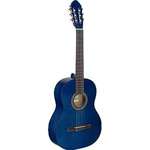 Stagg C440per chitarra classica, colore: nero
