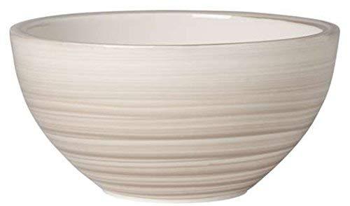 Villeroy & Boch Artesano Nature Beige Bol, Porcelaine Premium, Beige