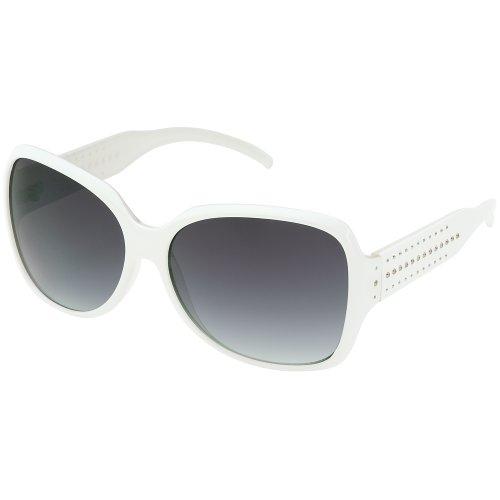 ESPRIT Eyewear Unisex - Erwachsene Sonnenbrille, 19354, Gr. one size, Weiß (536 white)