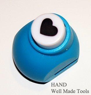HAND ® Poinçon de papier artisanal - Coeur