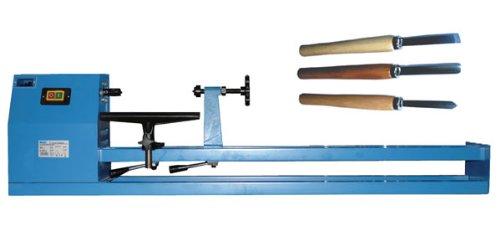 Güde Drechselbank motorisiert 1000+ 3-teiliges Werkzeug-Set