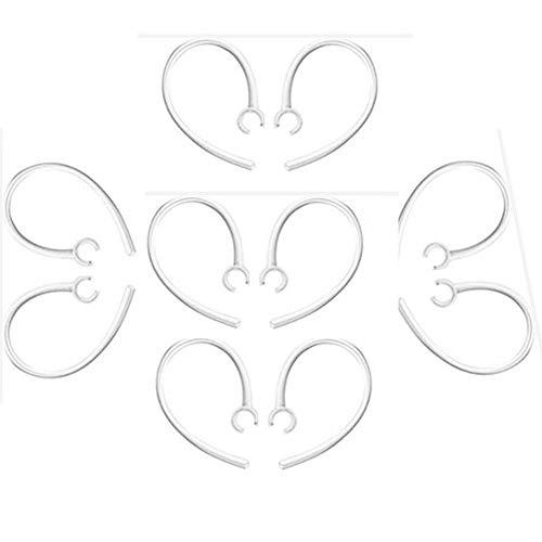 Rhinenet - Ganchos Repuesto Auriculares Plantronics