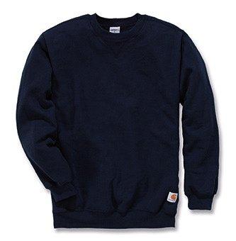 Midweight Crewneck Sweatshirt - Farbe: New Navy - Größe: S Carhartt Midweight Pullover Hoodie