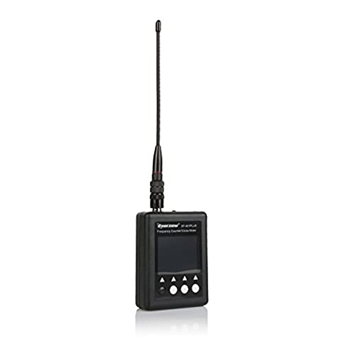 Radioddity x Surecom SF401-PLUS Portable Compteur de fréquence Portable Meter