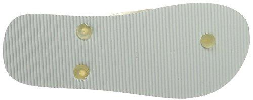 Nebulus Unisex-Erwachsene Flipp Zehentrenner Mehrfarbig (flag)