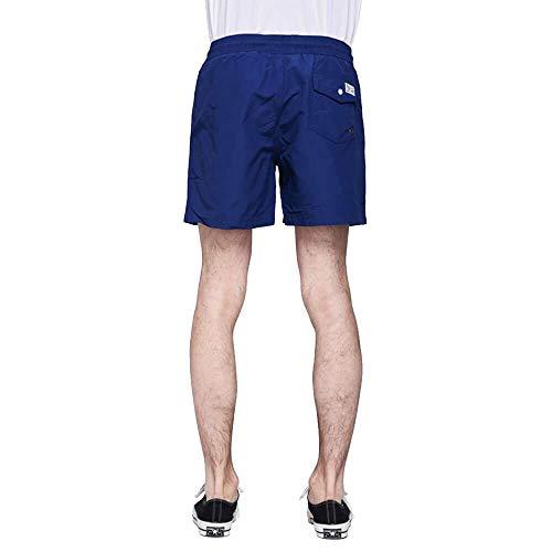 Ralph Lauren Badehose Boxer Herren Traveler Short M-Classic Navy - S