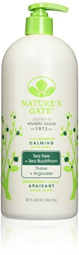 Nature's Gate Tea Tree Calming Shampoo 946 ml