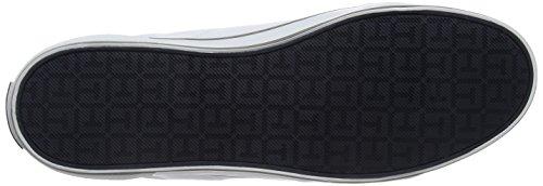 Tommy Hilfiger H2285ARLOW 1D Scarpe Low-Top, Uomo Bianco