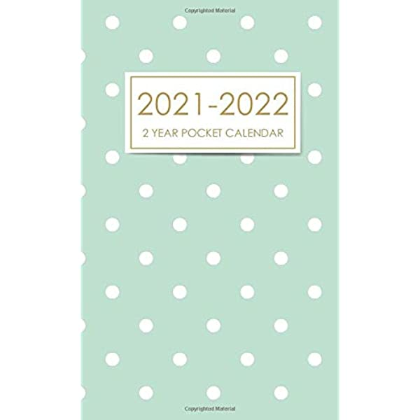 Iu Spring 2022 Calendar.2021 2022 Pocket Calendar By At A Glance 2 Year Monthly Planner 3 1 2 X 6 Pocket Size Black 700240521 Buy Online At Best Price In Uae Amazon Ae
