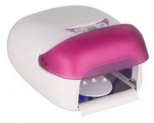 Lumière lampe de polymérisation Multi Fonction avec Barrière lumineuse - 02 Rose