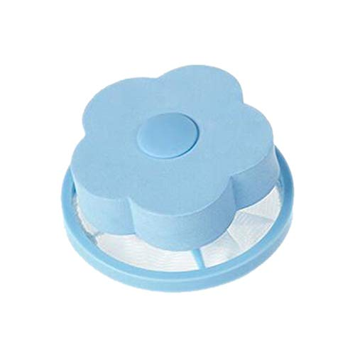 DIKHBJWQ Mesh-Filterung Haarentfernung Floating 2Pcs Filterbeutel Washer Style Laundry Clean
