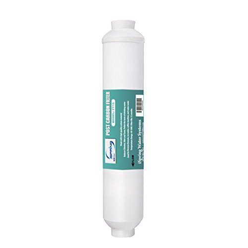 iSpring FT15 5th Stage Inline Post Carbon Filter Replacement Cartridge
