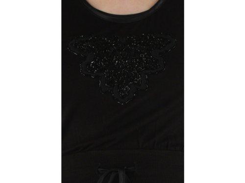 Guess - Robe Femme - w13k62no000_jblk Noir