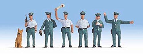 Preisvergleich Produktbild NOCH 15076 - Volkspolizisten DDR, Sonstige Spielwaren