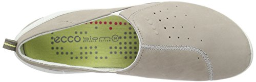 Ecco Ecco Biom Lite, Chaussures Multisport Outdoor femme Marron - Braun (MOON ROCK/SHADOW WHITE58664)