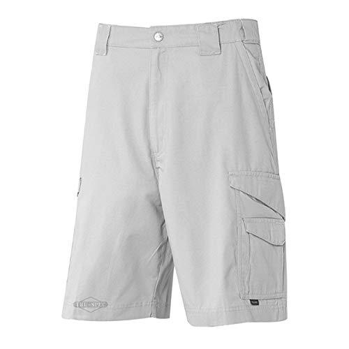 7 Tactical Shorts (Tru-Spec Unisex-Erwachsene 24-7 Series Tactical Shorts, Stone, 42)