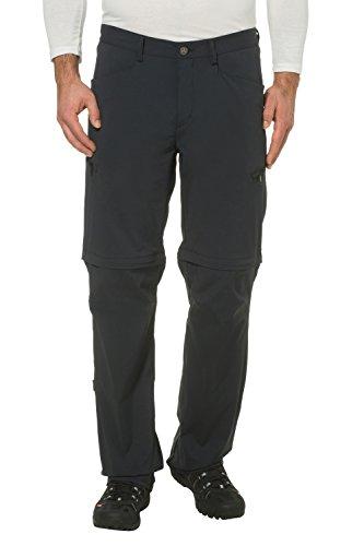Vaude Herren Hose Yaki Zip Off Pants, Black, L, 03909