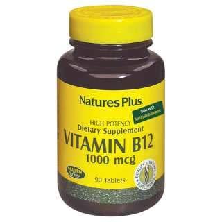 Vitamin B-12 (Methycobalamin) 1000 mcg 90 Tabletten NP - Mcg Nahrungsergänzungsmittel Tabletten