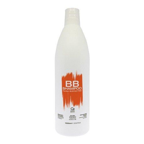 Scheda dettagliata BB Hair Care - Shampoo Cheratina - Prodotto Professionale Ideale per Capelli Trattati e Indeboliti - Riparatore e Revitalizzante - 1 L