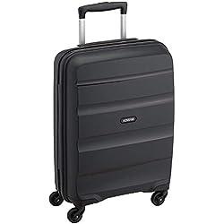 American Tourister Bon Air Spinner Bagage à Main, 55 cm, 31,5 L, Noir