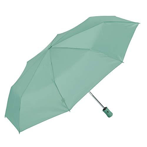EZPELETA Paraguas Plegable antiviento de Mujer