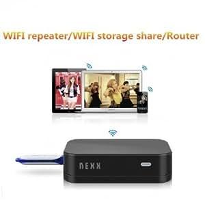 NEXX 1520H 150M Wifi Repeater Wireless Router Wifi Storage IEEE802.11n