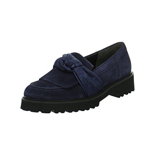 Gabor Damen Fashion Derbys Blau (66 Ocean)