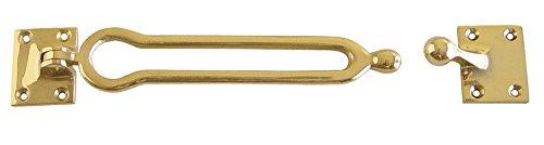 IMEX El Zorro b-76165–Chaîne de sécurité Laiton brillant, 170mm)