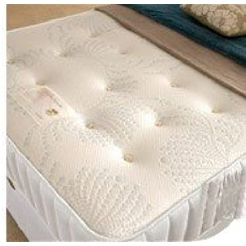 DOUBLE MEMORY FOAM MATTRESS - 9 (22cm) Thick 4ft 6 DOUBLE by Strictlybedsandbunks