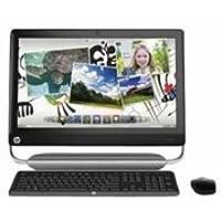 "HP TouchSmart 520-1070uk - All-in-one - 1 x Core i5 2390T / 2.7 GHz - RAM 4 GB - HDD 1 x 1.5 TB - DVDRW (R DL) / DVD-RAM / BD-ROM - HD Graphics 2000 - Gigabit Ethernet - WLAN : 802.11b/g/n - Windows 7 Home Premium 64-bit - Monitor : 23"" Widescreen TFT"
