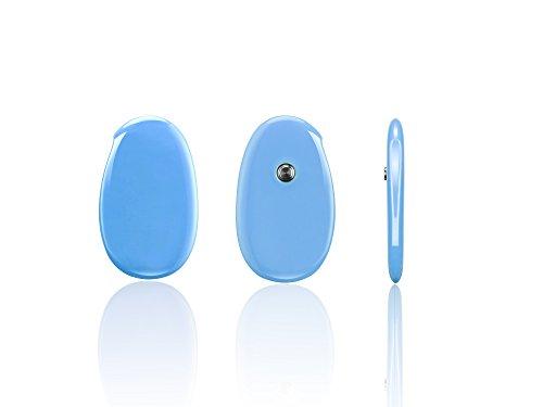 Termometro digital inteligente 24 horas e-nn Fever Azul