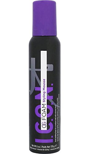 ICON Haarpflege Styling OG Foam Styling Mousse 170 g