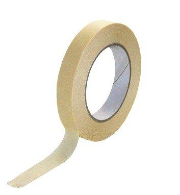 Preisvergleich Produktbild 0, 02EUR / m - 30 Rollen Kreppband Abklebeband Temperaturbeständig bis 80°C 10mm