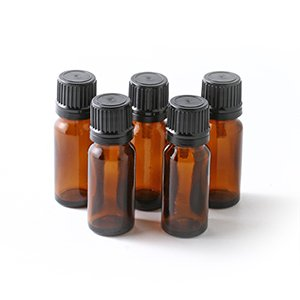 Accessoires Aromathérapie - Lot de 5 Flacons 10 ml