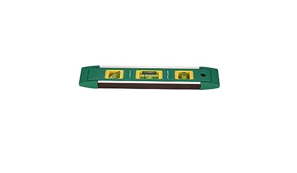 fivekim 15cmLevel 3Bubble Level Torpedo Magnetic Gradienter Level Measuring Tool
