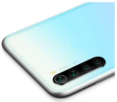Xiaomi Redmi Note 8 4 + 128GB Blanco Luna/White [Versión Europea]
