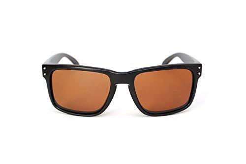 Fortis Eyewear Bays Brown No Xblok | Zonnebril | Bruin