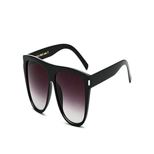 Sport-Sonnenbrillen, Vintage Sonnenbrillen, Fashion Square Sunglasses Women Designer Luxury Oversized Sun Glasses Men Classic Vintage Shades UV400 Rivet Oculos 01