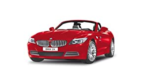 Jamara- BMW Z4 Vehículos de Control Remoto, Color Rojo (404020)